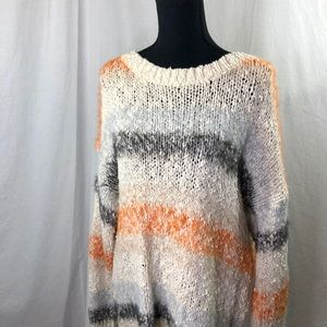 Anthropologie Meadow Rue Chunky Sweater